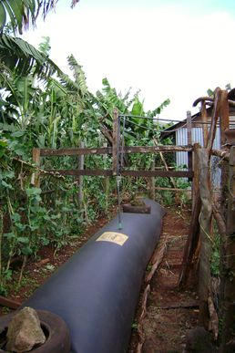 Experience With Polyethylene Biogas Digester Pbd