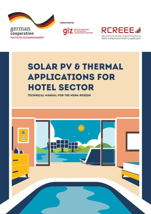 Solar PV & Thermal Applications for Hotel Sector