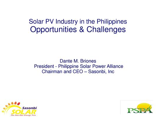 File:Solar PV Industry in the Philippines.pdf