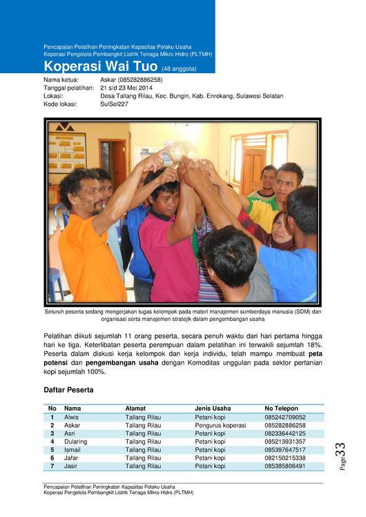 File:2014 ENDEV Laporan Peningkatan Kapasitas Usaha PLTMH.pdf ...