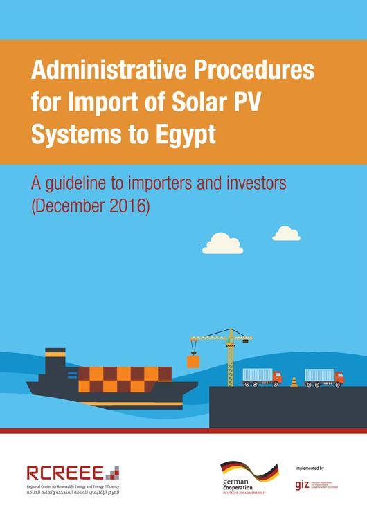 File:Administrative Procedures for Import of Solar PV Systems to Egypt vf.pdf