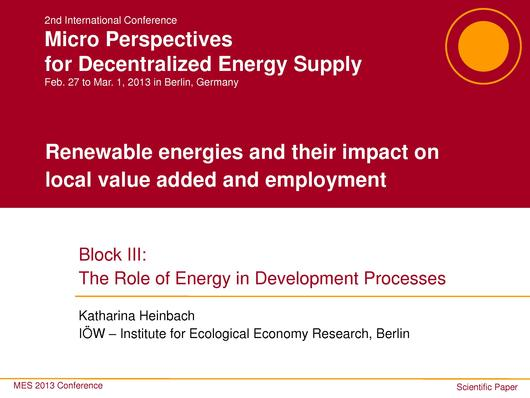 File:Renewable energies and their impact on local value added and employment.pdf