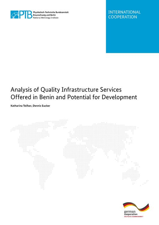 File:Analysis of Quality Infrastructure Services Offered in Benin and Potential for Development.pdf