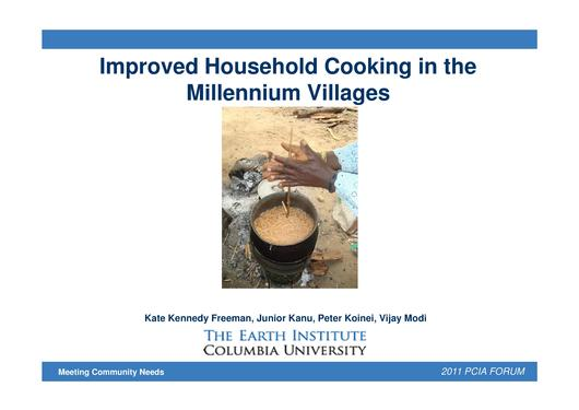File:Improved Household Cooking in the Millennium Villages.pdf