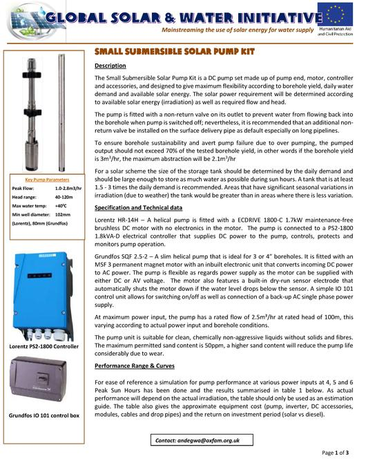 File:Small Submersible Solar Pump Kit.pdf