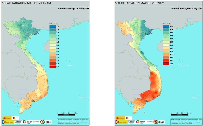 Solar Energy Country Analysis Vietnam energypediainfo