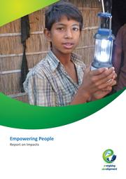 Download EnDev Report on Impacts: