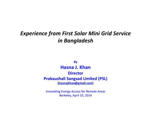 File:Experience from First Solar Mini Grid Service in Bangladesh.pdf