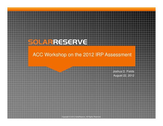 File:ACC Workshop on the 2012 IRP Assessment.pdf