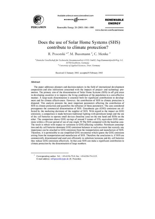 File:Does the use of Solar Home Systems (SHS) Contribute to Climate Protection?.pdf