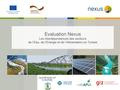 WEF Nexus Validation Présentation Nexus GFA 181030.pdf