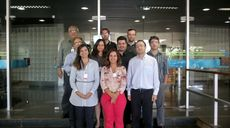 Electricity providers participants of pilot trainings for M&V (May 2014, Brasilia)