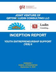 File:Inception Report - Youth Entrepreneurship Support II (YESII)- 09-06-2020.pdf