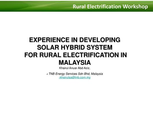 File:Solar Hybrid System for Rural Electrification in Malaysia.pdf
