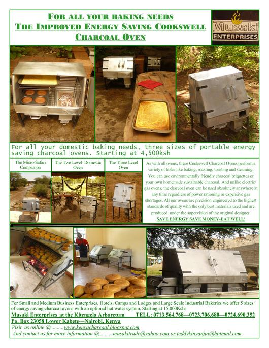 File:Leaftlet Kenya Improved charcoal baking oven Baking needs.pdf