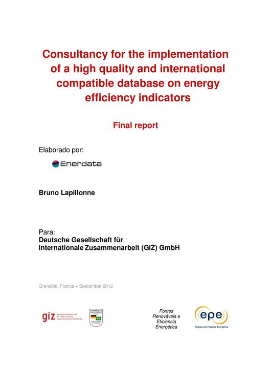 File:Consultancy for the Implementation of a High Quality and International Compatible Database on Energy Efficiency Indicators.pdf