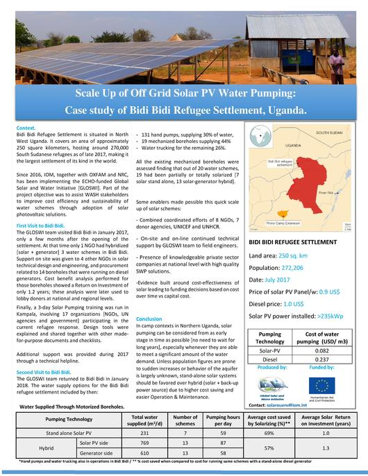 File:Country Briefing Case study of Bidibidi Refugee Settlement, Uganda.pdf