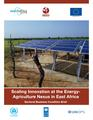 Scaling Innovation at the Energy-Agriculture Nexus in East Africa.A Sectoral Business Condition Brief.pdf