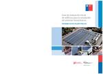 Guide for an initial evaluation of a PV installation