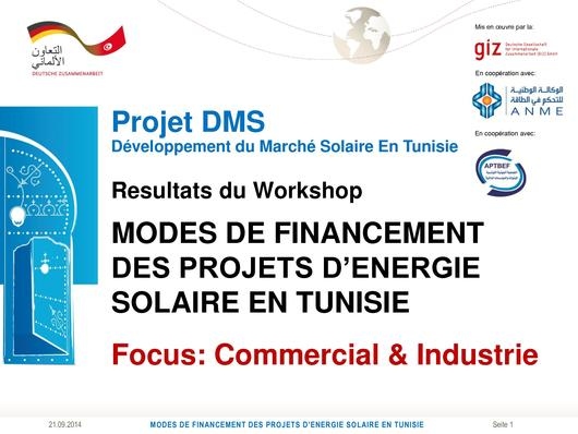 File:RESUME DU WORKSHOP Modes de Financement.pdf