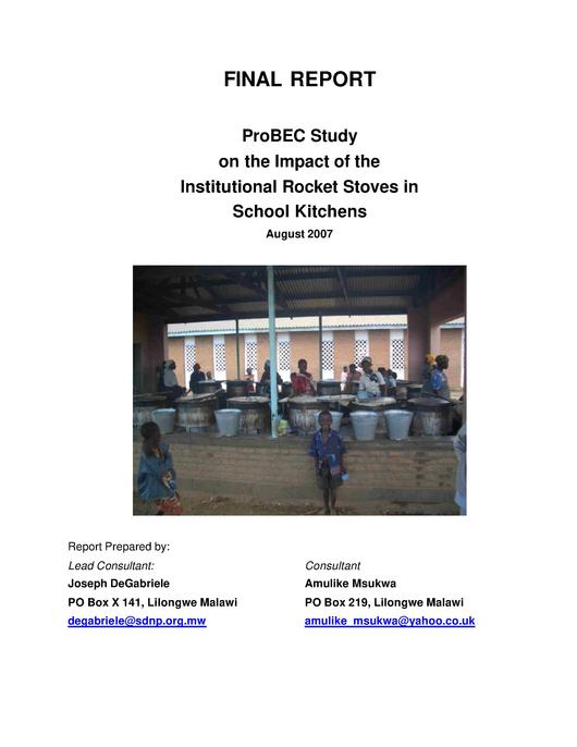 File:ProBEC Study on the Impact of the Institutional Rocket Stoves in School Kitchens.pdf