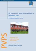 PV Systems for Rural Health Facilities in Developing Areas