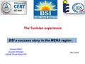 BSI a Success Story in the MENA Region.pdf