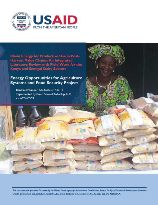 File:Clean Energy for Productive Use in Post-Harvest Value Chains.An Integrated Literature Review with Field Work for the Kenya and Senegal Dairy Sectors.pdf