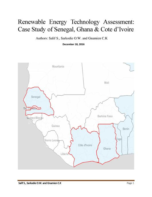 File:Renewable Energy Technology Assessment Case Study of Senegal Ghana and Côte d'Ivoire.pdf