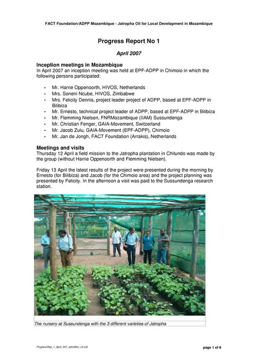 File:EN-FACT - Foundation-ADPP Mozambique - Jatropha Oil for Local Development in Mozambique - Harrie Oppenoorth.pdf