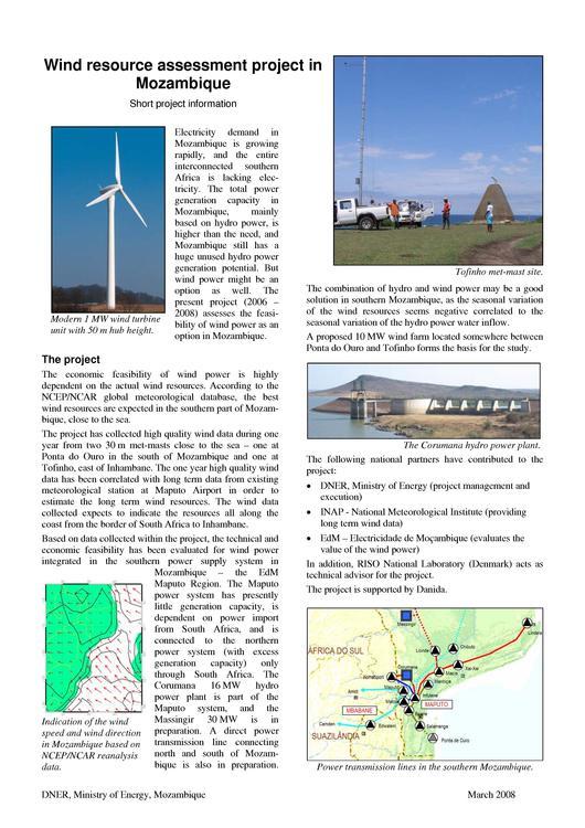 Pdf for wind power dummies