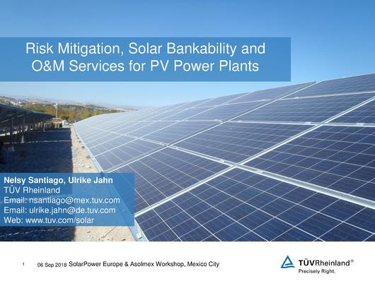 File:04 Nelsy Santiago TR Risk mitigation, bankability and O&M Mexico Sep 2018-09-06 final.pdf