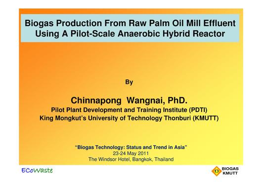 File:Biogas Production from Raw Palm Oil Mill Effluent Using a Pilot-Scale Anaerobic Hybrid Reactor.pdf
