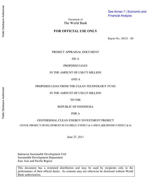File:Indonesia Geothermal Clean Energy Investment Project E&FA.pdf