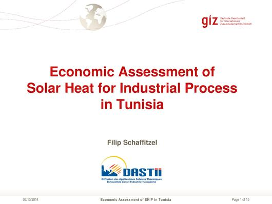 File:Economic Assessment of Solar Heat for Industrial Process in Tunisia.pdf