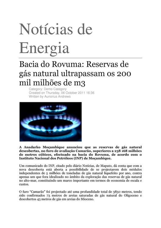 File:PT-Bacia do Rovuma-Reservas de gas natural ultrapassam os 200 mil milhoes de m3-Aunorius Andrews.pdf