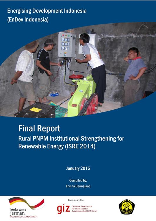 File:Final Report Strengthening Institution for Renewable Energy (Micro-hydro power).pdf