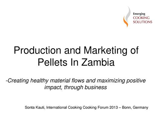 File:Production and Marketing of Pellets In Zambia - Sonta Kauti, Bonn 2013.pdf
