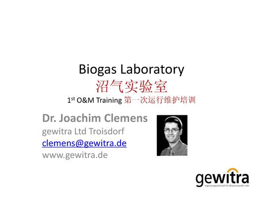File:1st Operation & Maintenance Training - Biogas Laboratory Works.pdf