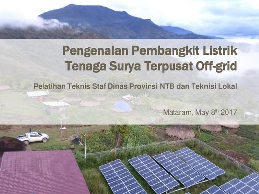 File:Pengenalan PLTS Terpusat Introduction for PV mini-grid.pdf