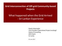 Grid Interconnection - Sri Lanka.pdf