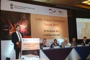 India Clean Cookstove Forum 2013 10.JPG