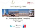Renewable Energy in Chile.pdf
