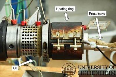 Solar Powered Oil Press For Sesame Seed Energypedia Info