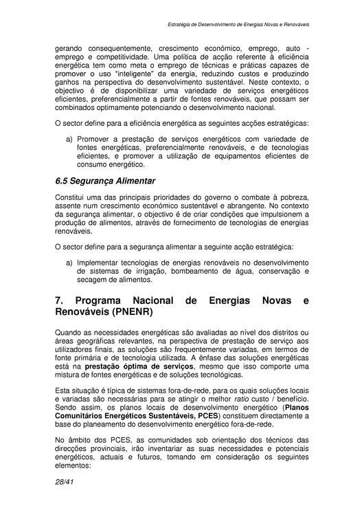 12a96849547 Ministério de Energia Estratégia sobre Energia Fora da Rede em Moçambique  Relatório Final
