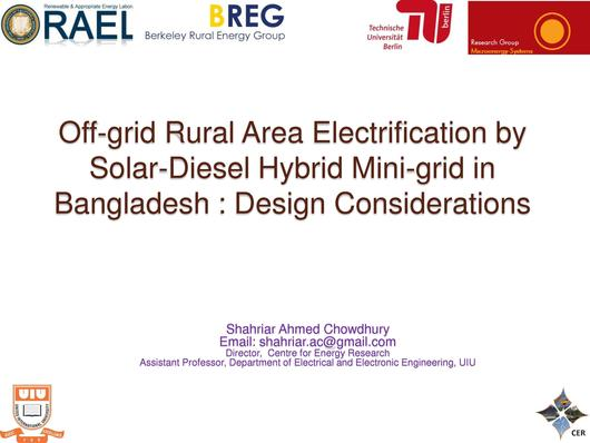 File:Off-grid Rural Area Electrification by Solar Diesel Hybrid Minigrid in Bangladesh Design Considerations.pdf