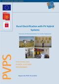 Rural Electrification with PV Hybrid Systems - Overview and Recommendations for Further Deployment.pdf