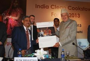 India Clean Cookstove Forum 2013 1.JPG